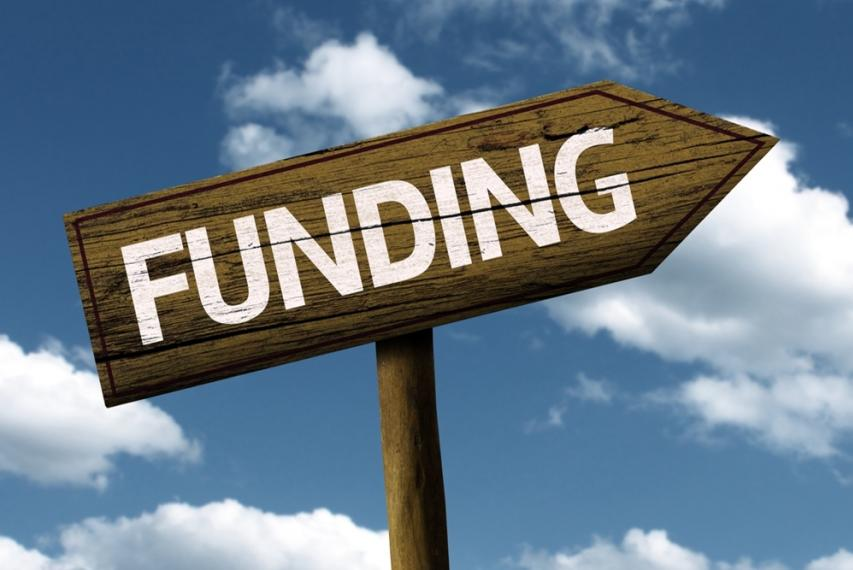 Funding Sign